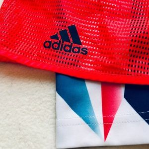 adidas Shorts - Adidas Layered Shorts Small
